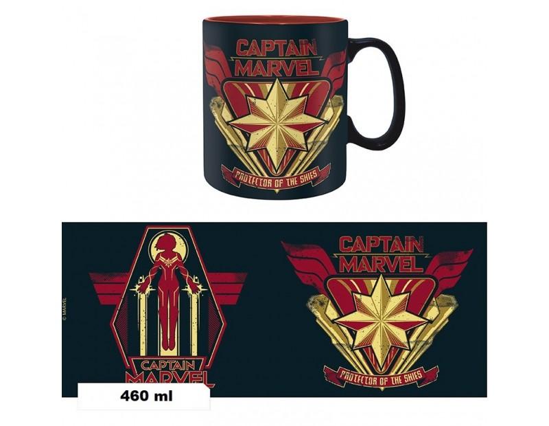 Κούπα Captain Marvel (460ml)