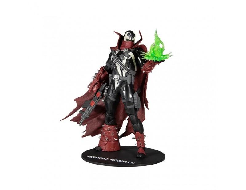 Action Figure Commando Spawn - Dark Ages (Mortal Kombat 11)
