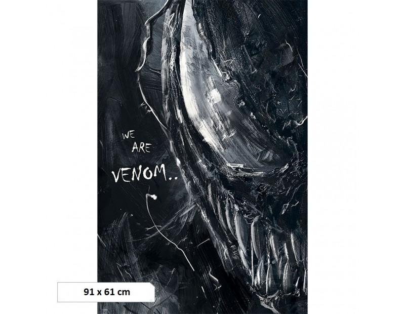Αφίσα We are Venom (91x61)