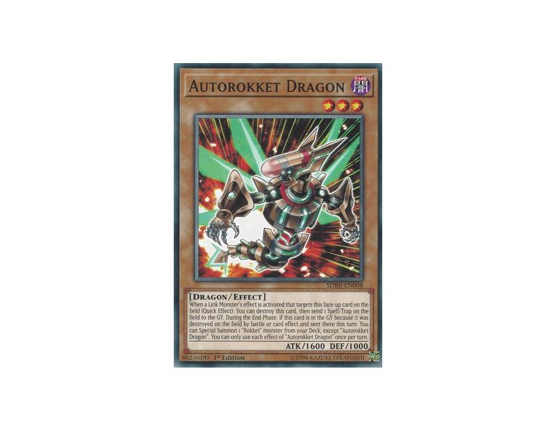 Autorokket Dragon (SDRR-EN008) - 1st Edition