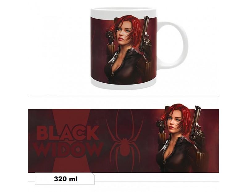 Κούπα Black Widow (320ml)