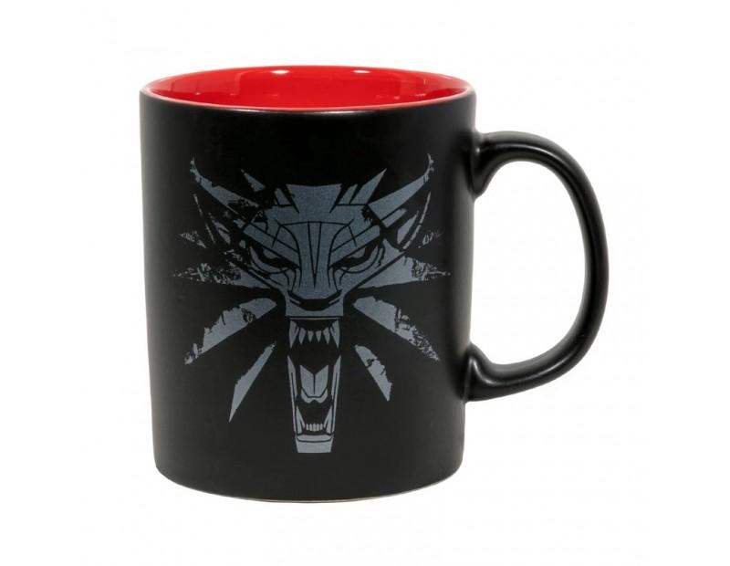Κούπα The Witcher 3 White Wolf (325ml)