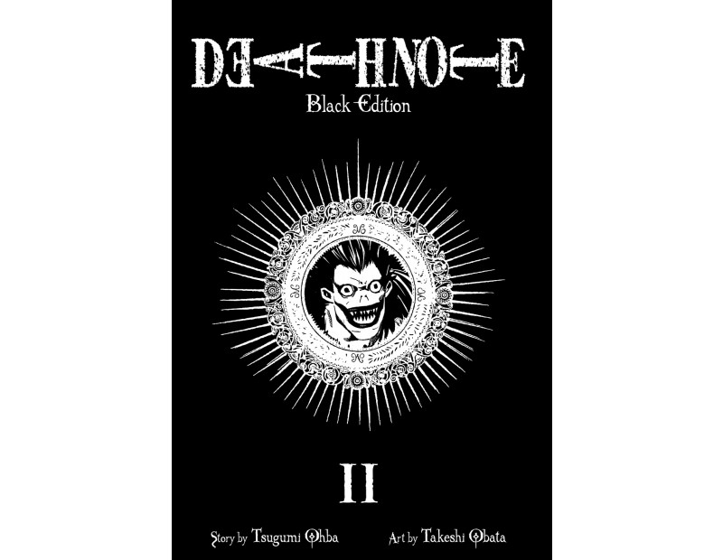 Manga Death Note Black Edition (Τόμος 2)