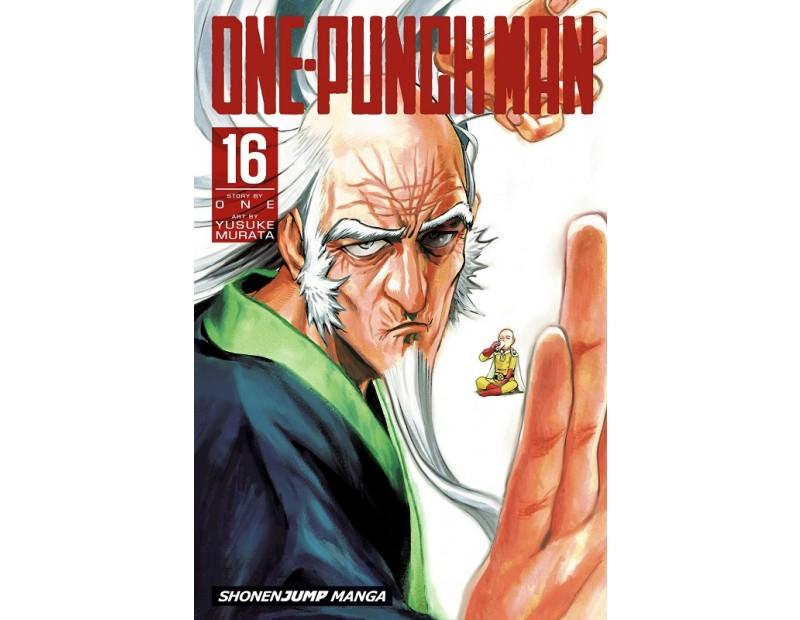 Manga One-Punch Man Τόμος 16 (English)