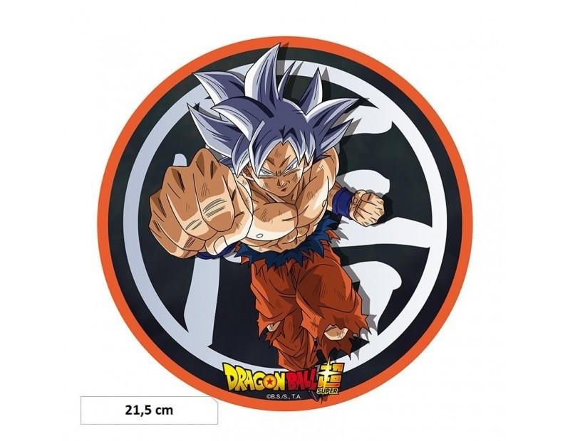 Mousepad Ultra Instinct Son Goku (Flexible)