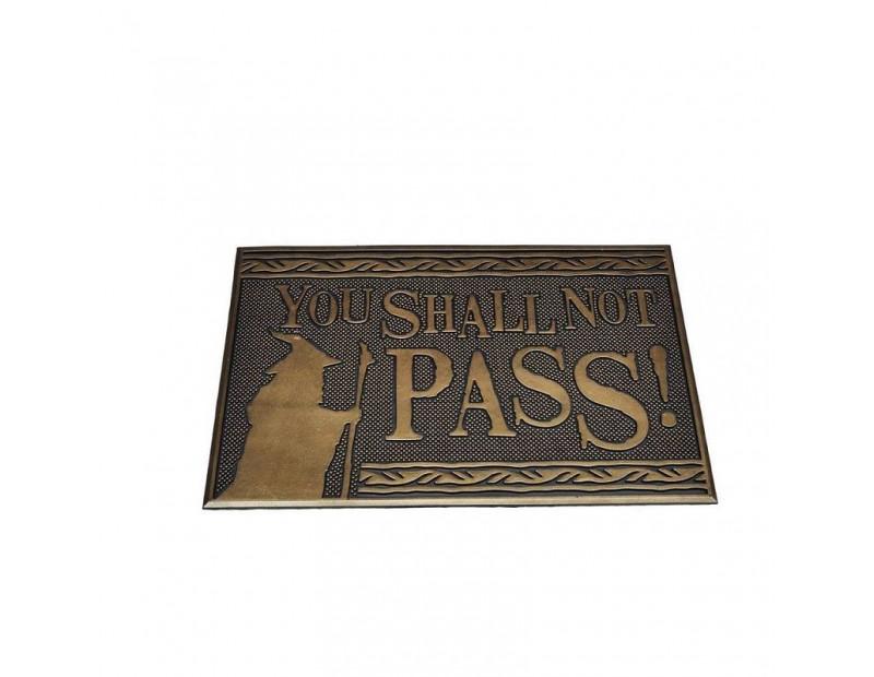 Πατάκι You Shall Not Pass (40x60)