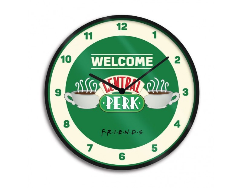 Ρολόι Τοίχου Central Perk