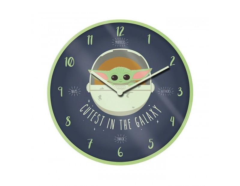 Ρολόι Τοίχου Cutest In The Galaxy