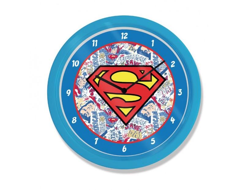 Ρολόι Τοίχου Superman