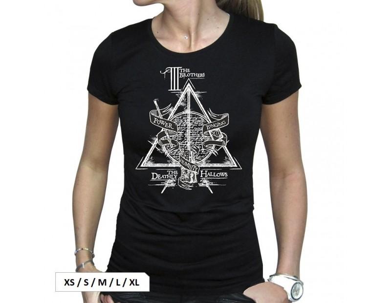 T-Shirt Deathly Hallows (Women)