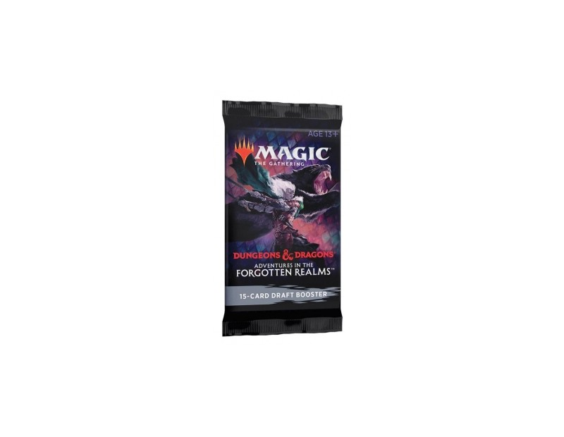 Draft Booster Adventures in the Forgotten Realms