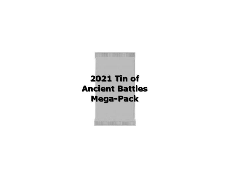 2021 Tin of Ancient Battles Mega-Pack