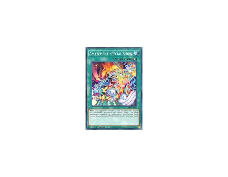 Amazement Special Show (LIOV-EN057) - 1st Edition