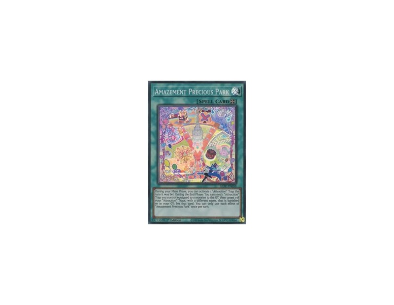 Amazement Precious Park (LIOV-EN058) - 1st Edition