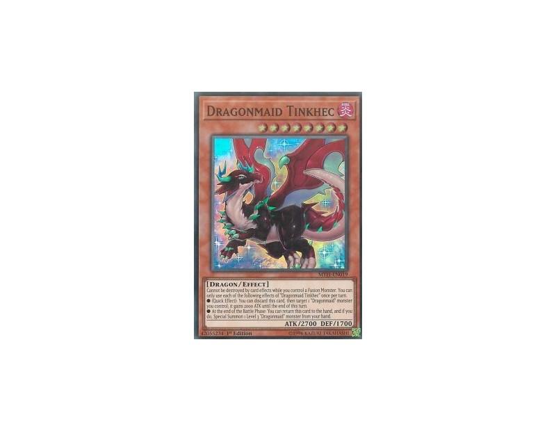 Dragonmaid Tinkhec (MYFI-EN019) - 1st Edition