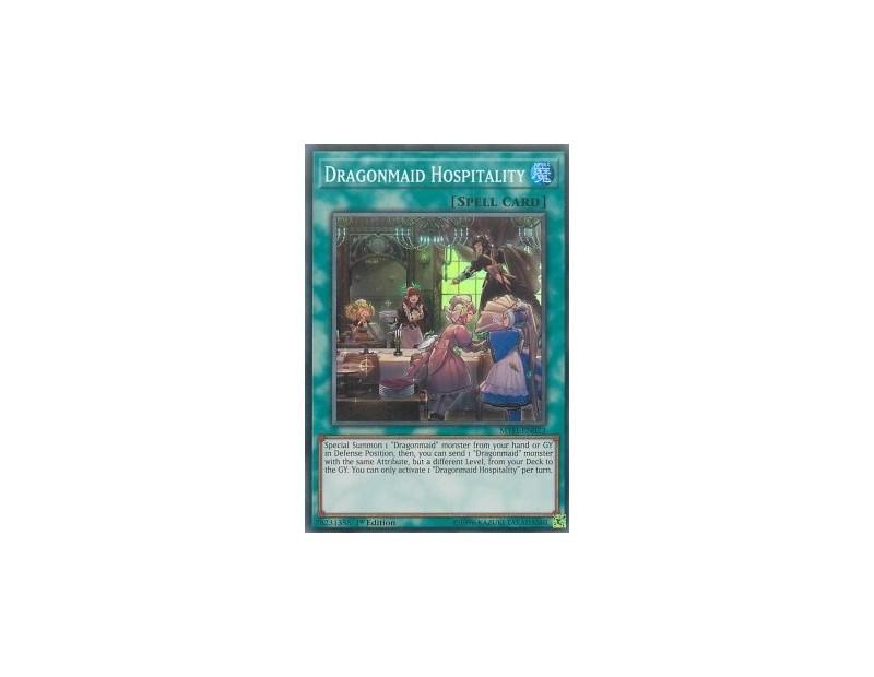 Dragonmaid Hospitality (MYFI-EN023) - 1st Edition