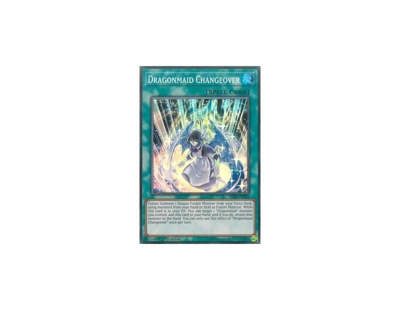 Dragonmaid Changeover (MYFI-EN025) - 1st Edition