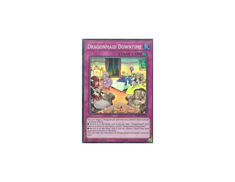 Dragonmaid Downtime (MYFI-EN026) - 1st Edition