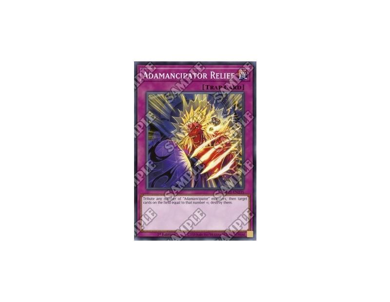 Adamancipator Relief (MP21-EN235) - 1st Edition