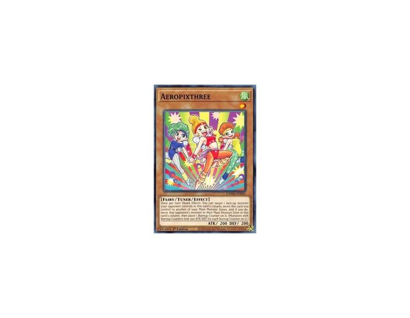 Aeropixthree (DAMA-EN031) - 1st Edition