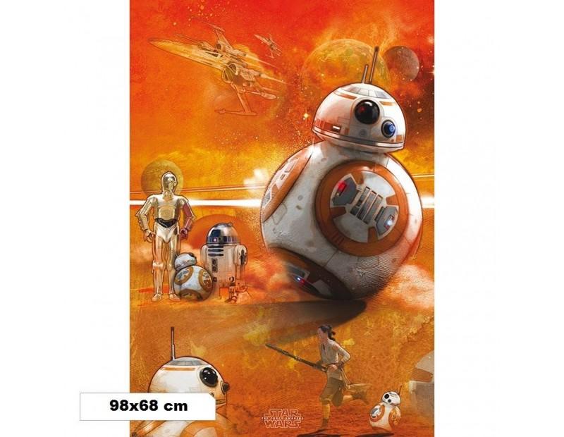 Αφίσα BB-8 (91x61)