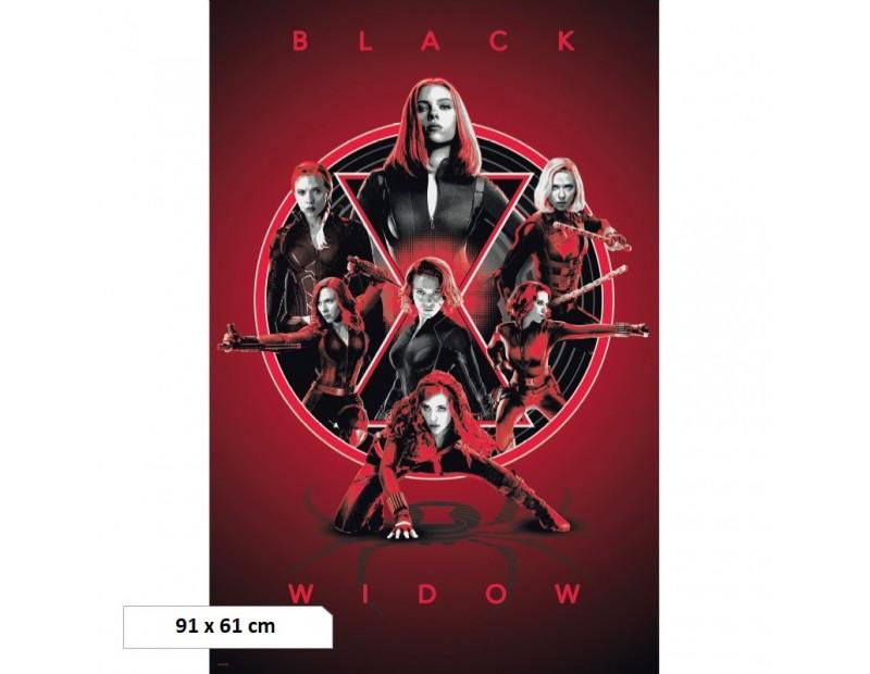 Αφίσα Black Widow Legacy (91x61)
