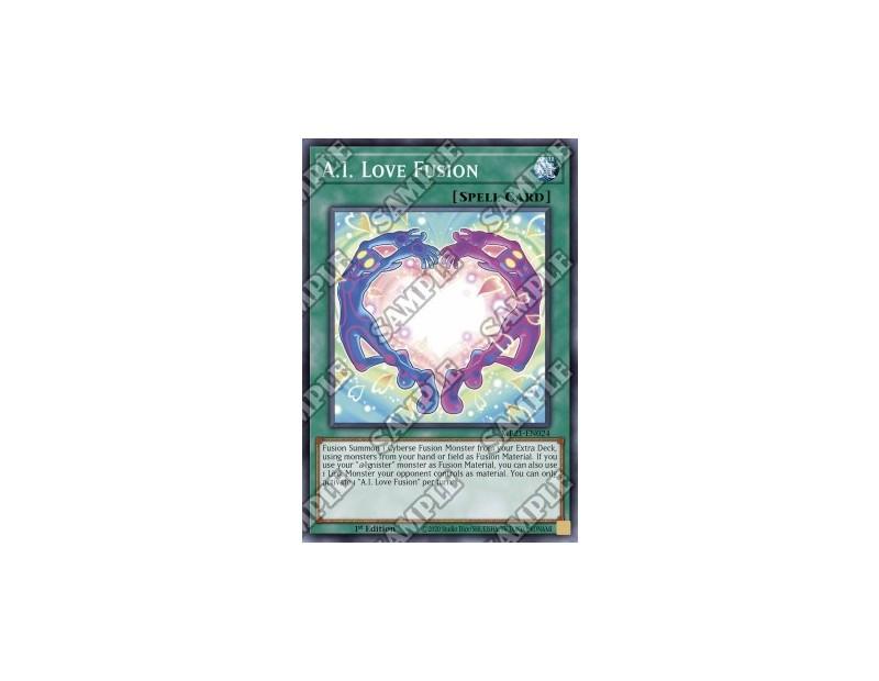 A.I. Love Fusion (MP21-EN024) - 1st Edition