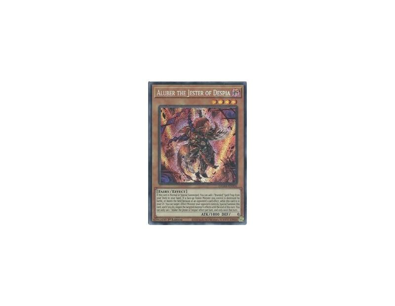 Aluber the Jester of Despia (DAMA-EN006) - 1st Edition