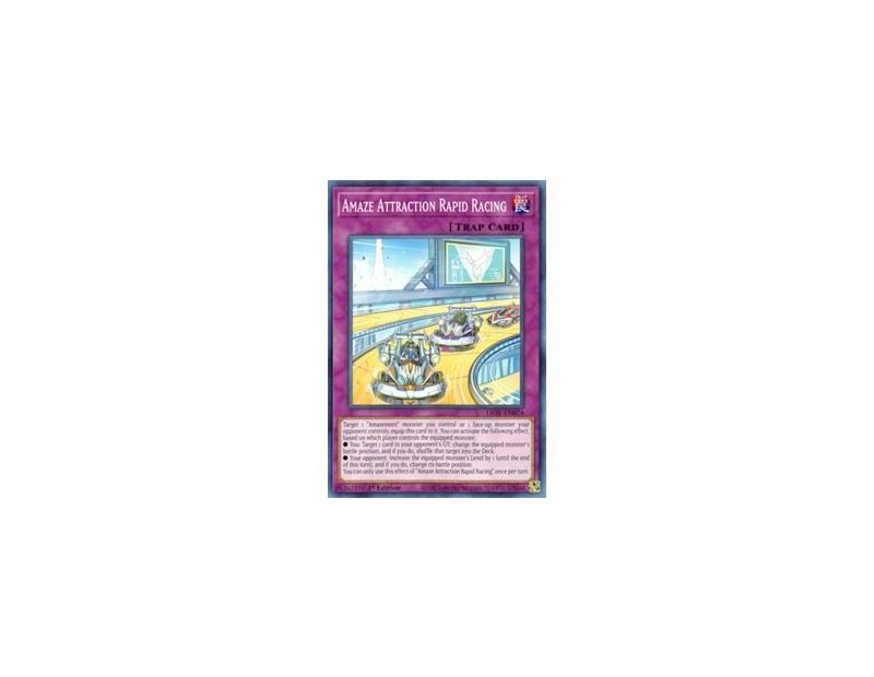 Amaze Attraction Rapid Racing (LIOV-EN074) - 1st Edition
