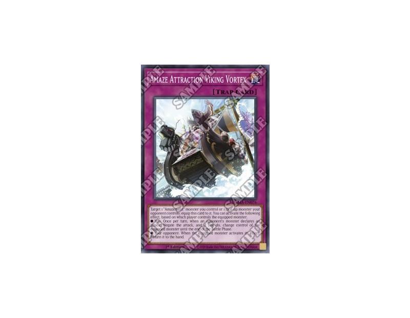 Amaze Attraction Viking Vortex (DAMA-EN076) - 1st Edition