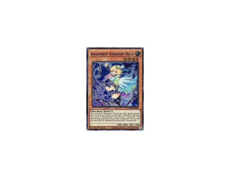 Amazement Assistant Delia (DAMA-EN020) - 1st Edition