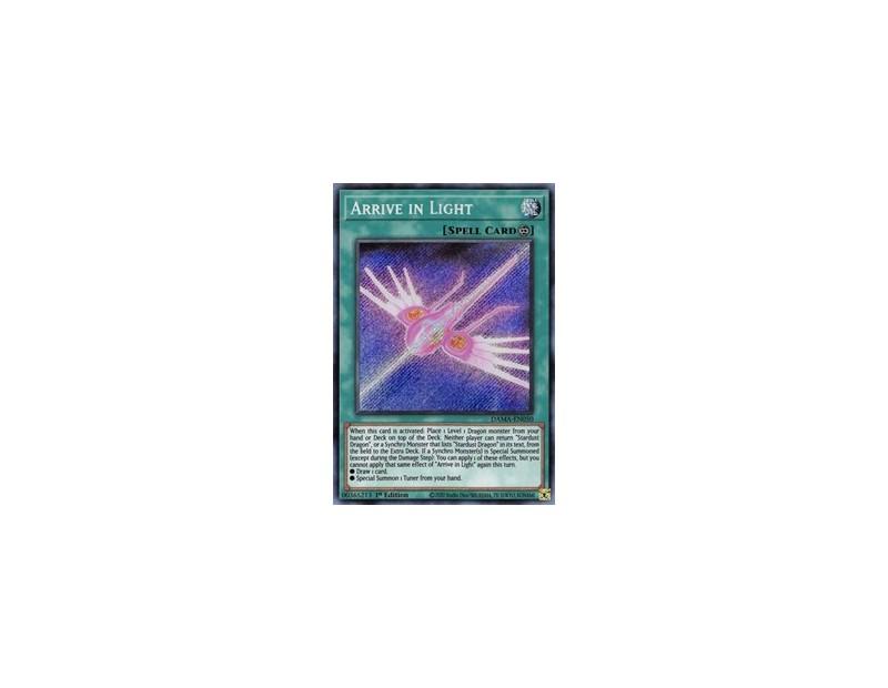 Arrive in Light (DAMA-EN050) - 1st Edition