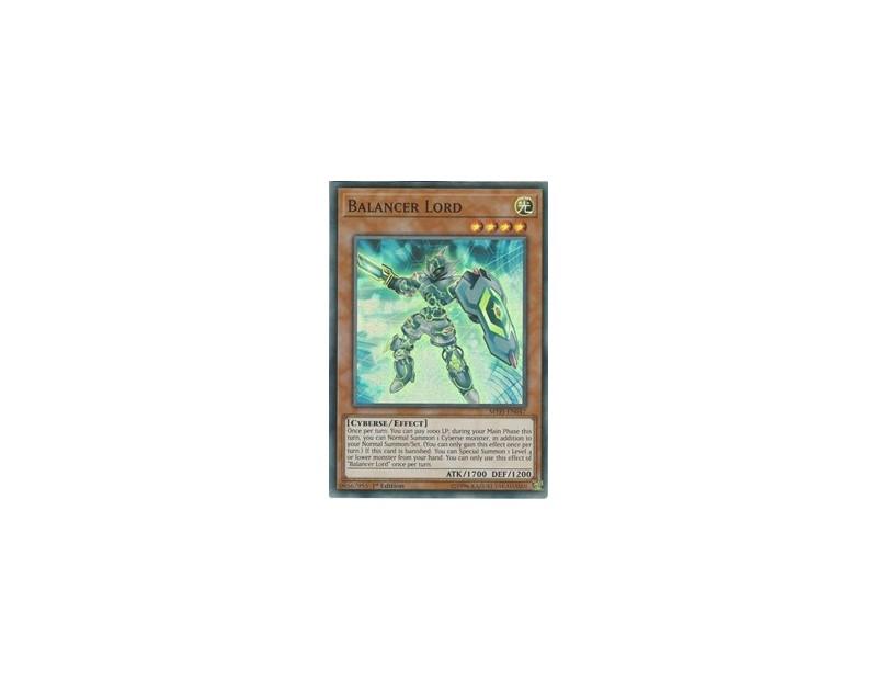 Balancer Lord (MYFI-EN047) - 1st Edition