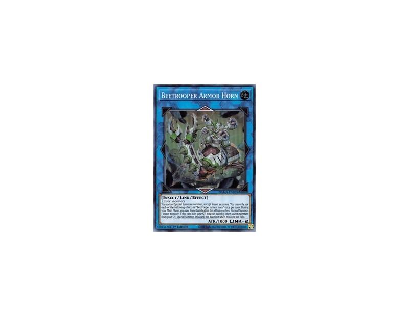 Beetrooper Armor Horn (DAMA-EN088) - 1st Edition