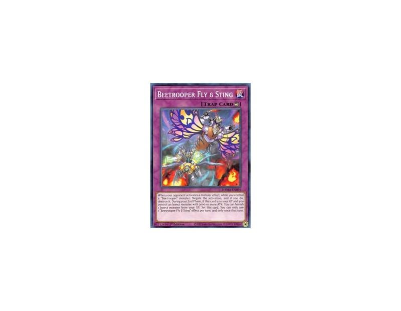 Beetrooper Fly & Sting (DAMA-EN091) - 1st Edition