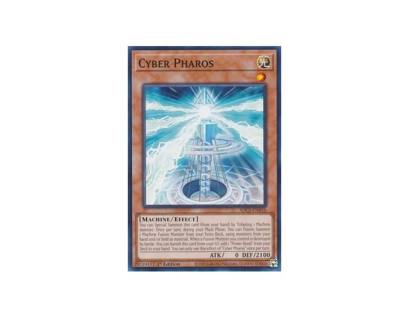 Cyber Pharos (SDCS-EN010) - 1st Edition