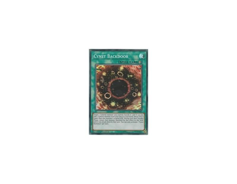 Cynet Backdoor (MYFI-EN057) - 1st Edition