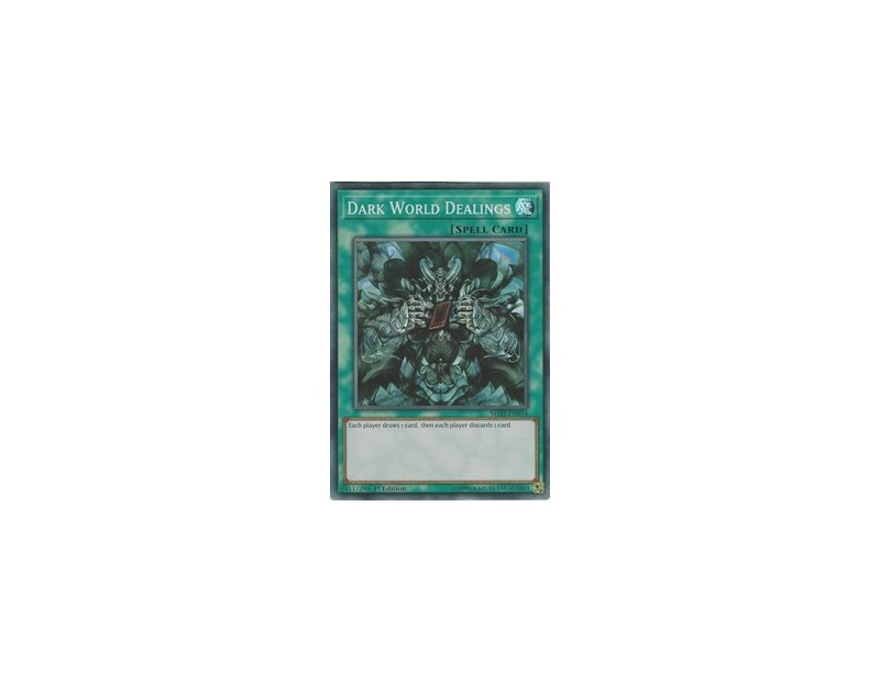 Dark World Dealings (MYFI-EN054) - 1st Edition