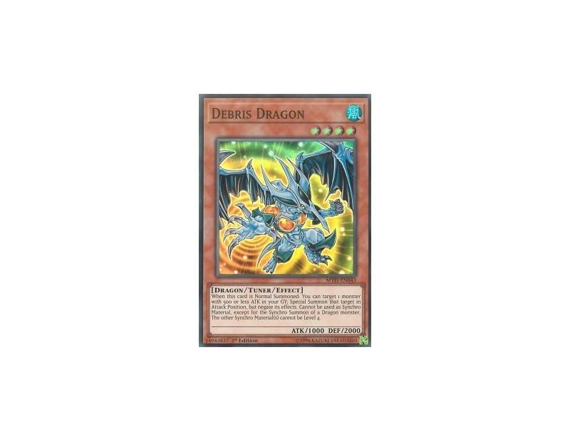 Debris Dragon (MYFI-EN043) - 1st Edition