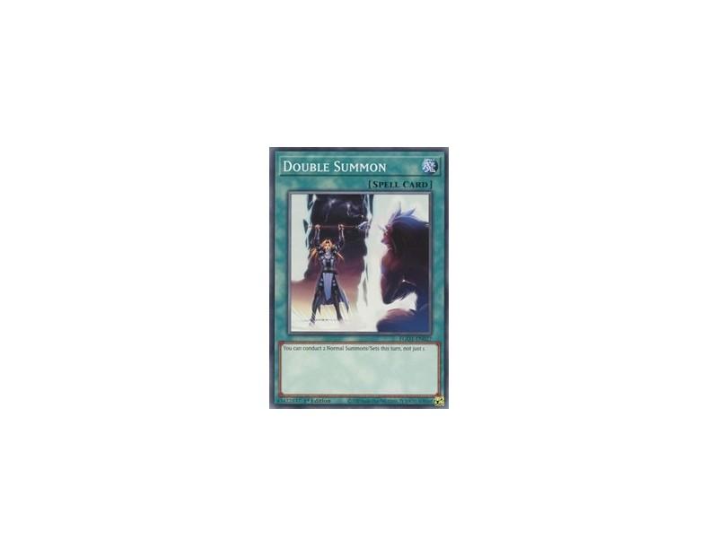 Double Summon (EGO1-EN027) - 1st Edition