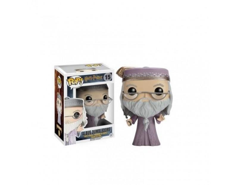 Φιγούρα Albus Dumbledore w/ Wand (Funko POP) #15