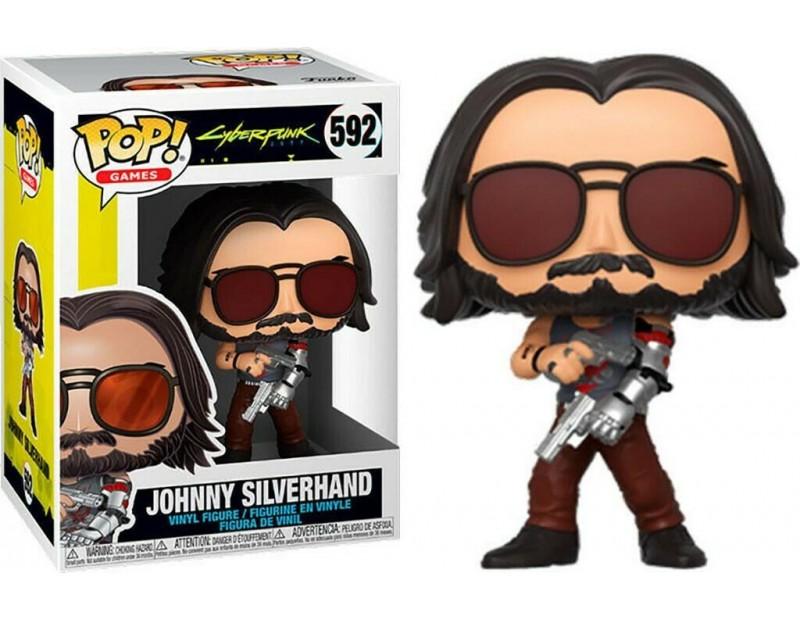 Φιγούρα  Johnny Silverhand with Guns (Funko POP)