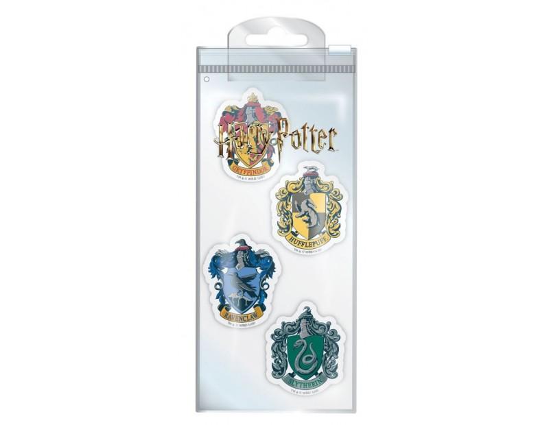 Γόμες Harry Potter Hogwarts Houses (4-pack)