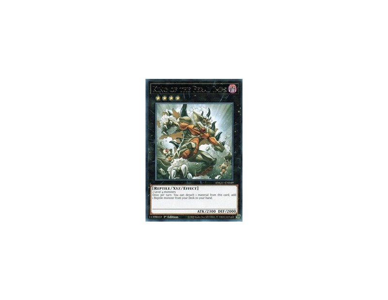 King of the Feral Imps (ANGU-EN049) - 1st Edition