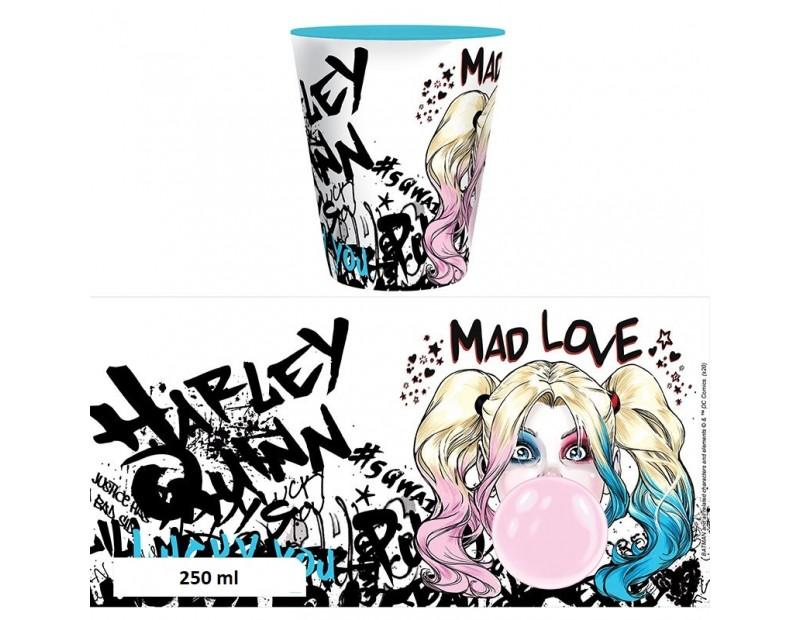 Κούπα Harley Quinn - Mad Love (250ml)