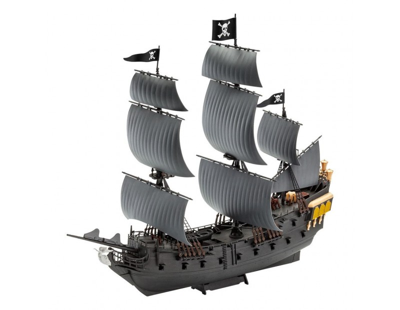 Model Kit Black Pearl (1/150)