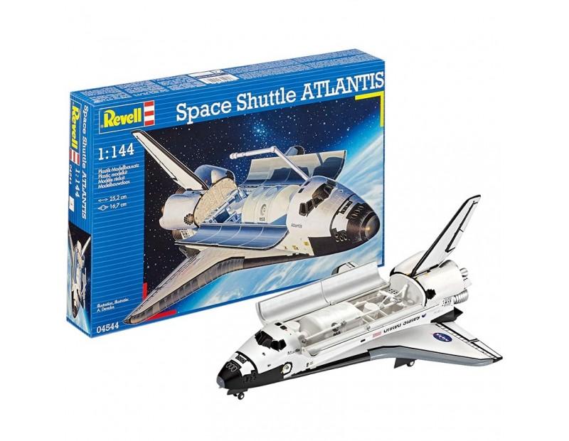 Model Kit Space Shuttle Atlantis (1/144)