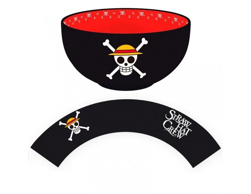 Μπολ Straw Hat Pirates Jolly Roger