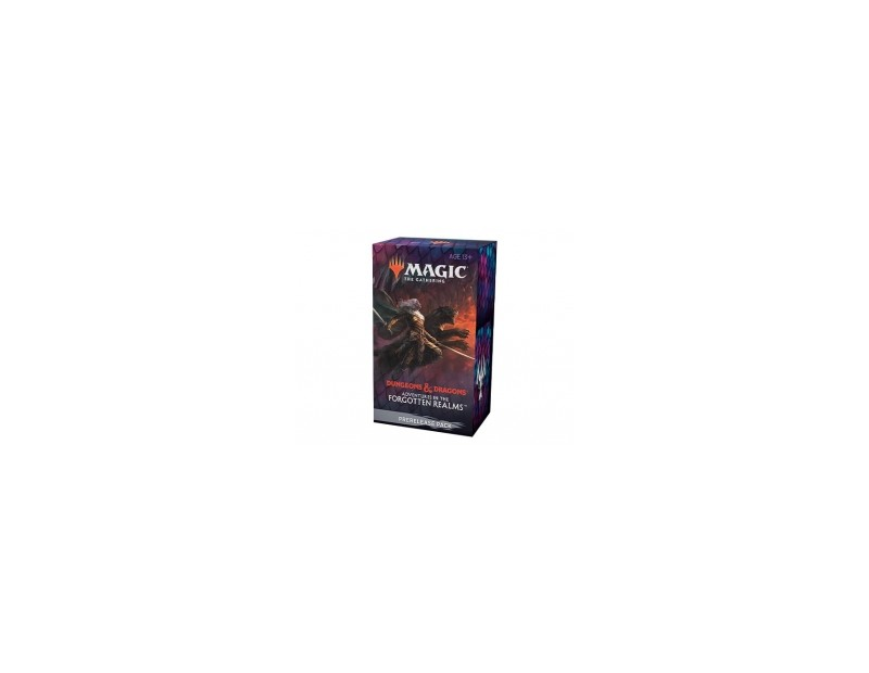 Prerelease Pack Adventures in the Forgotten Realms