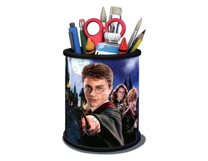 Puzzle Harry Potter Pencil Holder 3D (54 pieces)